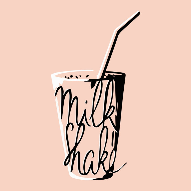 Milkhake artisanal Baltoro