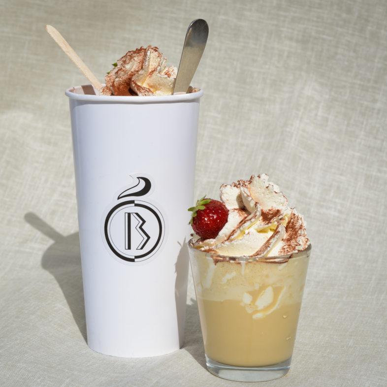 Milkshake artisanal Baltoro
