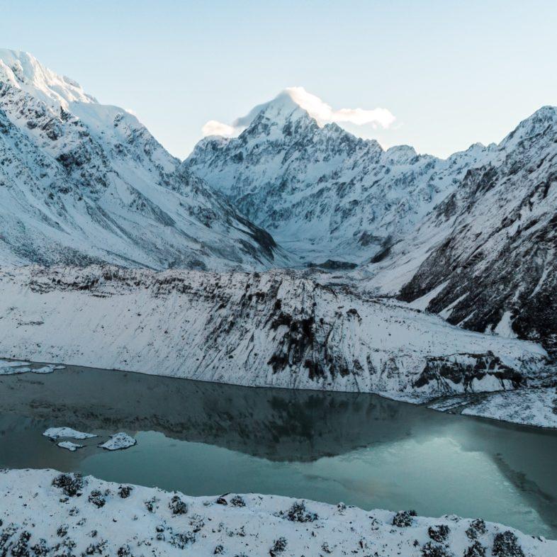 Glacier Baltoro